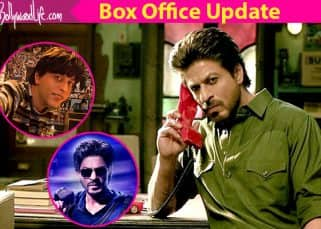 Shah Rukh Khan's Raees beats Fan, but fails to defeat Dilwale and Happy New Year on day 1