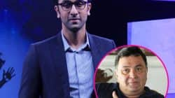 Ranbir Kapoor and Rishi Kapoor Relationsheep