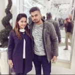 Hina Khan and Rocky Jaiswal are having a whale of a time in London - view pics