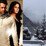 इन बर्फीली हवाओं और बर्फ की चट्टानों से करना पड़ेगा सलमान 'टाइगर' खान को सामना!