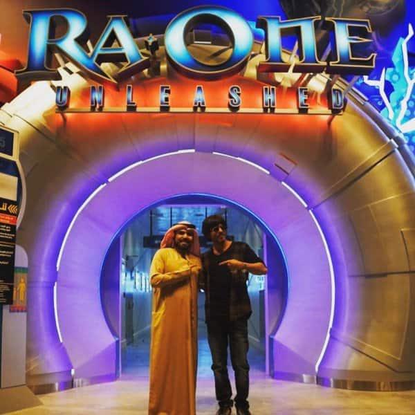 shah rukh promoting raees in dubai 8