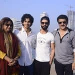 Shahid Kapoor's brother Ishaan finally begins shooting for his debut film  - details here