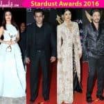 Stardust Awards 2016: Shah Rukh Khan, Aishwarya Rai Bachchan, Salman Khan, Priyanka Chopra set the red carpet on fire - view HQ Images...