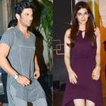 Sushant Singh Rajput celebrates his birthday with rumoured girlfriend Kriti Sanon - view HQ pics