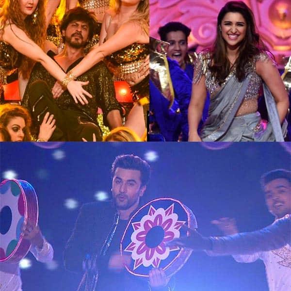 Stardust Awards 2016: Shah Rukh Khan, Parineeti Chopra, Ranbir Kapoor set the stage on FIRE – watch video