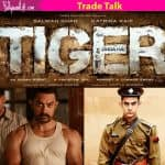 Salman Khan and Katrina Kaif's Tiger Zinda Hai is a THREAT to Dangal and PK's records, suggests trade expert