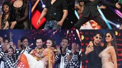 Sushant, Iulia, Alia, Varun, Katrina, Akshay set the Umang 2017 stage on fire with their sizzling performances – view HQ pics