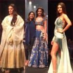 Lakme Fashion Week 2017: Disha Patani, Tabu and Amyra Dastur look stunning as they walk the ramp - view pics