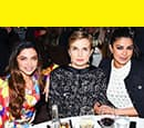Priyanka Chopra and Deepika Padukone's get snapped together at the pre-Oscar party