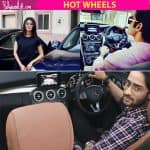 Shaheer Sheikh, Erica Fernandes, Gauahar Khan - a look at TV celebs who recently bought hot wheels!