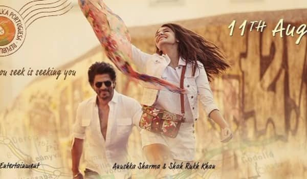 The title of SRK's film with Imtiaz might NOT connect with the audience, suggest trade sources