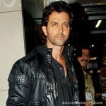 Hrithik Roshan is on a break from the paparazzi?