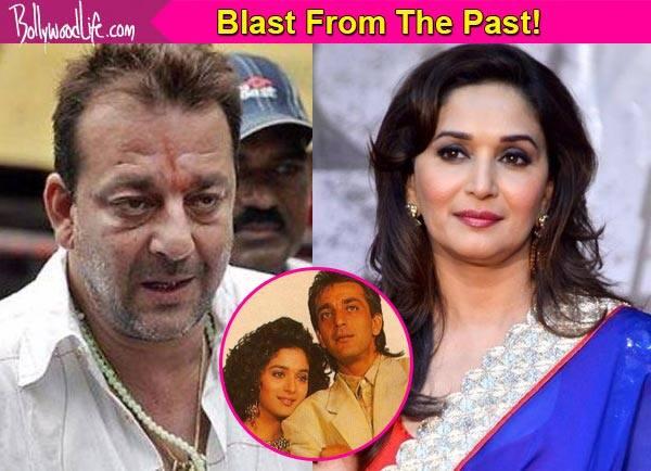 Madhuri Dixit Nene wants no mention in Sanjay Dutt biopic