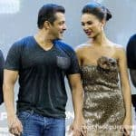 Salman Khan lends something personal to Amy Jackson while shooting for his Being Human brand - find out what