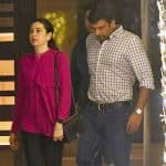 Karisma Kapoor's rumoured beau Sandeep Toshniwal attends Randhir Kapoor's 70th birthday