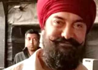 Aamir Khan's turbaned look NOT for Thugs of Hindostan