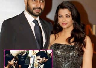 When Abhishek Bachchan played a doctor to Aishwarya Rai Bachchan in real life - view pic