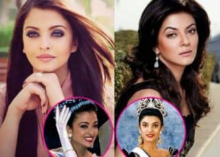 When Sushmita Sen confessed Aishwarya Rai Bachchan's beauty almost scared her to exit Miss India pageant - watch video