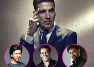 Salman, Shah Rukh and Aamir Khan might NEVER break this record created by Akshay Kumar