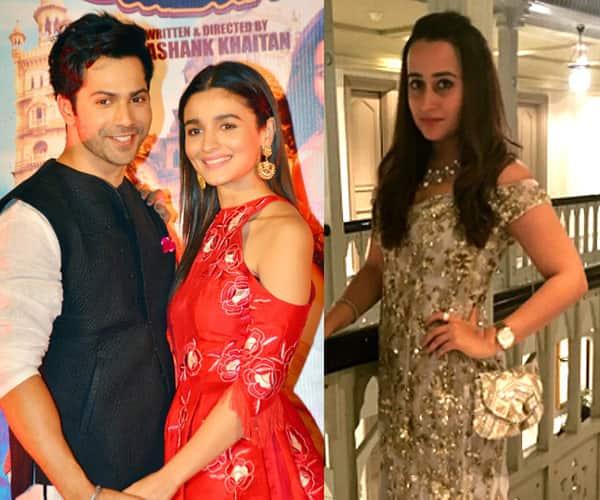 Varun Dhawan chooses Alia Bhatt over Natasha Dalal for Valentine's Day