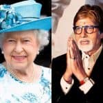 Amitabh Bachchan turned down an invitation from Queen Elizabeth 2?
