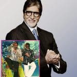 Amitabh Bachchan congratulates ISRO with a pic of him and Abhishek, and gets trolled in return