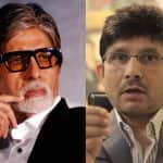 Kamaal R Khan LEAKS Amitabh Bachchan's personal SMS on Twitter and here's what happened next...