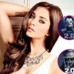 Amy Jackson to fly with Rajinikanth and Akshay Kumar in 2.0's next schedule