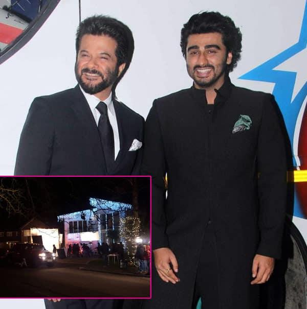 A sneak peek at Anil Kapoor and Arjun Kapoor starrer Mubarakan – watch video