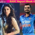 BARC Report Week 4: Virat Kohli and his team ousts Mouni Roy's Naagin 2 from the No.1 spot