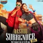 Badrinath Ki Dulhania song Aashiq Surrender Hua to be out tomorrow
