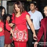Bipasha Basu's red Valentine's Day dinner outing is bloodier than a Quentin Tarantino flick - view HQ pics