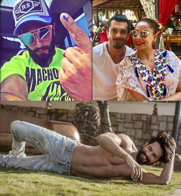 Ranveer Singh, Bipasha Basu, Shahid Kapoor: Here's who made it to Bolly Insta this week
