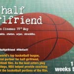 Shraddha and Arjun's Half Girlfriend just got bigger in association with NBA - view pic