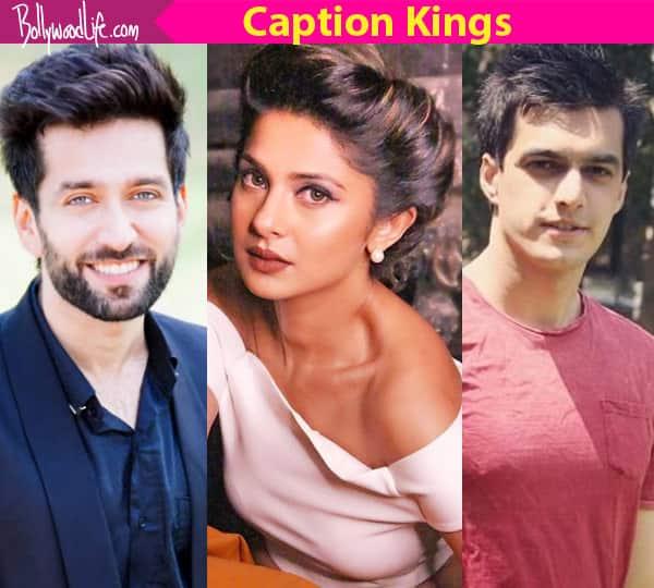 Nakuul Mehta, Jennifer Winget, Mohsin Khan – 5 TV stars whose Instagram captions you will love to read!