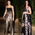 Deepika Padukone and Katrina Kaif came face-to-face at Shahid Kapoor's birthday bash - here's what happened next...