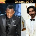 Oscar's 2017: Dev Patel loses to Mahershala Ali in the Best Supporting Actor category