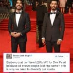 British brand Burberry confuses Riz Ahmed for Dev Patel and leaves the internet fuming