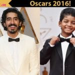 Oscars 2017 red carpet: Lion duo Dev Patel and Sunny Pawar suit up for the big night