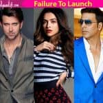 7 times Hrithik Roshan, Deepika Padukone, Akshay Kumar nearly made their debut in movies that never took off