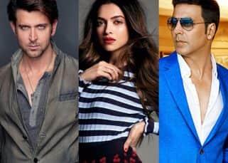 7 times Hrithik Roshan, Deepika Padukone, Akshay Kumar nearly made their debut in movies that never took off