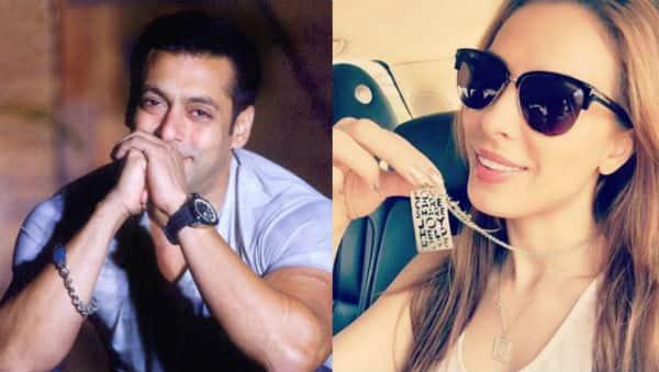 Look how Salman Khan's inspiring Iulia Vantur to stay in love – view pic