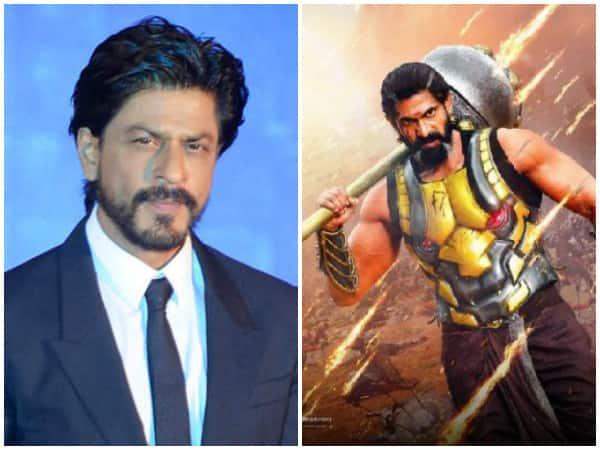 Shah Rukh Khan NOT a part of SS Rajamouli's Baahubali 2