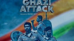 The Ghazi Attack earned Rs. 3.90 crore in Hindi and a total of Rs. 9.50 crore in all versions.