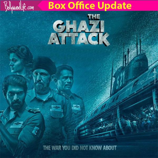 The Ghazi Attack box office collection day 6: Rana Daggubati and Kay Kay Menon's film earns Rs 24.95 crore