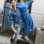 Varun Dhawan and Alia Bhatt prove blue truly is the warmest colour - view HQ pics