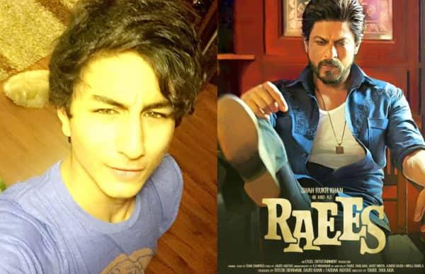[Watch] Saif Ali Khan's son Ibrahim mouths Shah Rukh Khan's dialogue from Raees