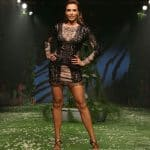 Lakme Fashion Week 2017: Iulia Vantur makes a sizzling debut on the runway - watch video