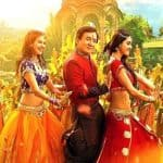 Movie this week: Kung Fu Yoga