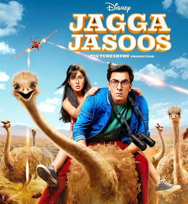 Ranbir and Katrina's Musical Adventure Jagga Jasoos to have 29 songs!